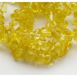 Kollased klaasi chipsid
