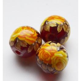 Lilleline klaashelmes 15-16mm, 1 tk