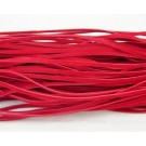 Punane villane pael 3x1mm, pakis 1 m