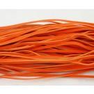 Oranž villane pael 2,7x1mm, pakis 1m