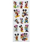Kleepsud Disney 17x7cm, 1 tk