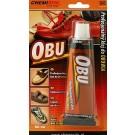 Liim OBU nahast ja kummist toodete liimimiseks, 60ml, 1 tk.  Ei saa saata maksikirjaga.
