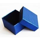 Kinkekarp 50x50x20mm sinine - 1 tk.  Ei saa saata maksikirjadega.