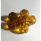 Helepruun  klaashelmes 10 mm, 1 tk