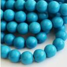 Hauliit 14mm looduslik,värvitud sinine, 1 tk
