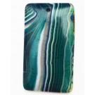 Ahhaat ripats 57x33mm looduslik, värvitud, 1 tk