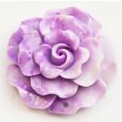 Korall ühendaja  sünteetiline 50x51x19mm, lilla, 1  tk. Ei saa saata liht- ega tähitud maksikirjaga.