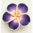 Lilla fimo lill 34mm, 1 tk.   Ei saa saata liht- ega tähitud maksikirjaga!