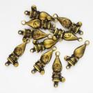 Ant.pronks metallhelmes-ühendaja 18x7mm, 1 tk
