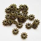 Ant.pronks metallhelmes 9mm, 1 tk