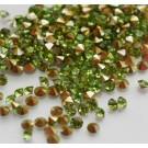 Akrüülkristall 2,5mm AAA koonus roheline, 30 tk