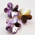 Swarovski Flower Fancy  10mm Violet, 1 tk