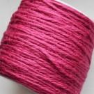 Kanepinöör 2mm roosakaspunane, 1 m