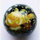 Lilleline klaashelmes 20mm, 1 tk.  Ei saa saata liht- ega tähitud maksikirjaga!
