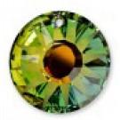 Swarovski Sun Pendant Crystal Sahara 19mm, 1 tk