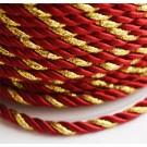 Декоративный шнур 4мм , 1 м