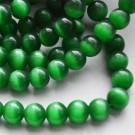 Klaashelmes Kassisilm 10mm roheline, 1 tk